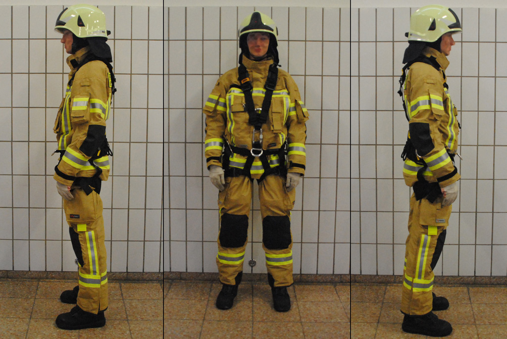 Klettergurt Sicherung : Feuerwehr haßfurt höhensicherung